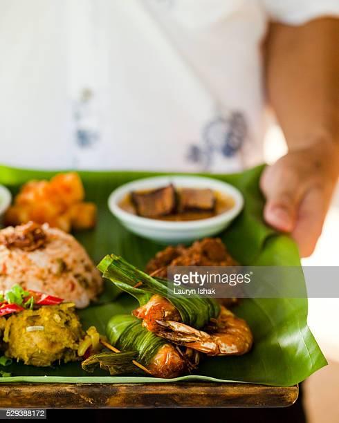 Signature dish at Bon Ton Resort, Langkawi, Malaysia
