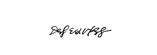 Signature of Rene Descartes, French philosopher, mathematician, and scientist.
