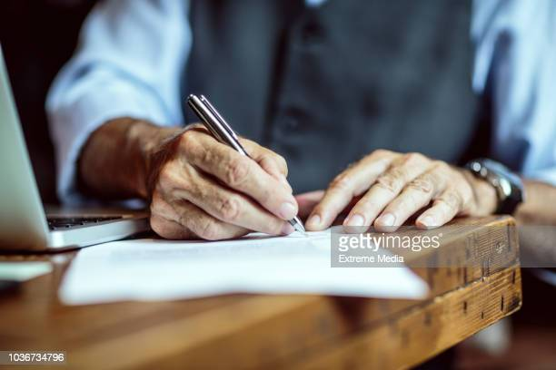 signing - agreement stock pictures, royalty-free photos & images