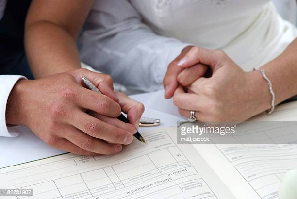 wedding register stock photos and pictures getty images