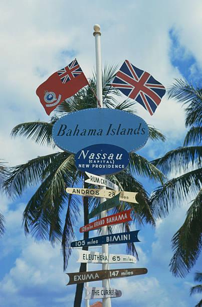 Bahamas Signpost
