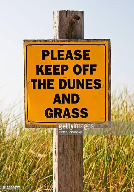 Signs and Scenics of Cape Cod National Seashore