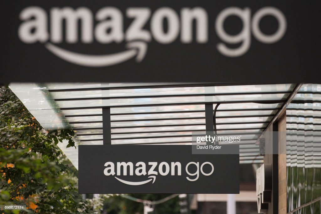 Amazon Buys Whole Foods For Over 13 Billion : News Photo
