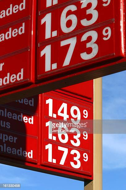 30 Top Gas Station Price Signs Pictures, Photos and Images