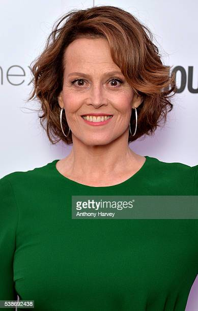 Sigourney Weaver attends the Glamour Women Of The Year Awards at Berkeley Square Gardens on June 7, 2016 in London, England.