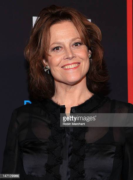 Sigourney Weaver attends USA Network's 'Political Animals' New York Screening at The Morgan Library Museum on June 25 2012 in New York City