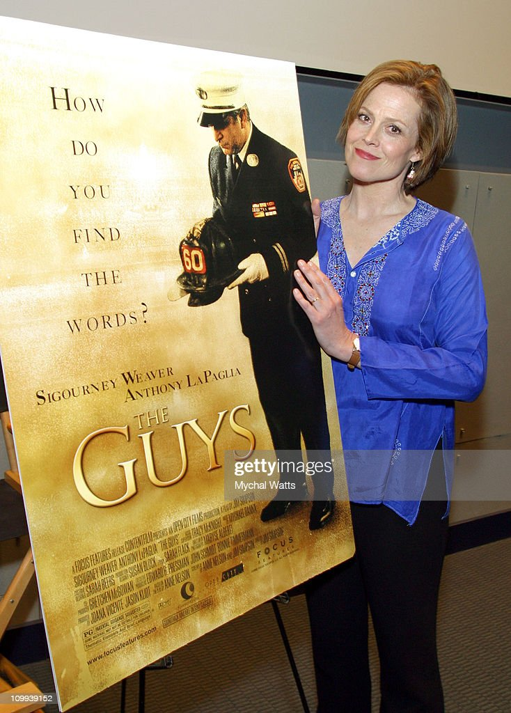 """A Special Screening By The FDNY Fire Safety Education Fund And Focus Features Of """"The Guys"""""""