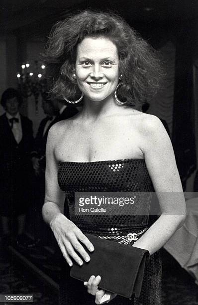 Sigourney Weaver during The American Academy of Dramatic Arts Tribute to Jessica Tandy And Hume Cronyn at St Regis Hotel in New York City New York...