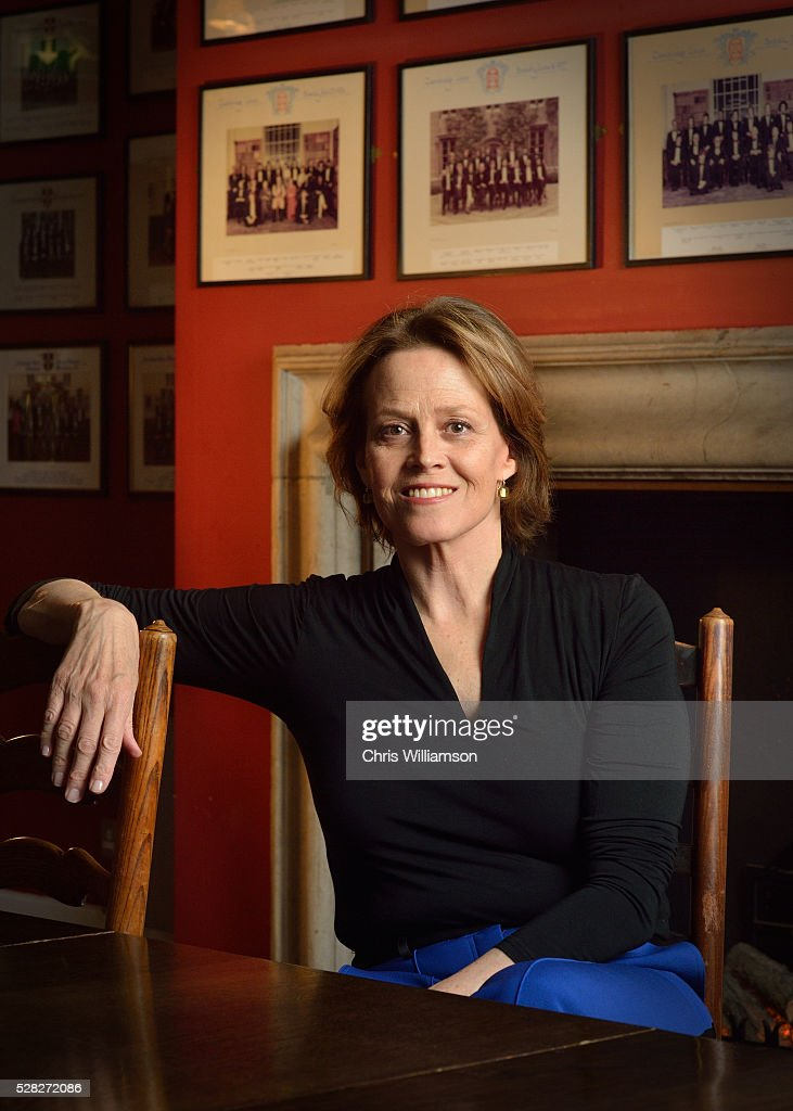 Sigourney Weaver Makes Cambridge Union Address