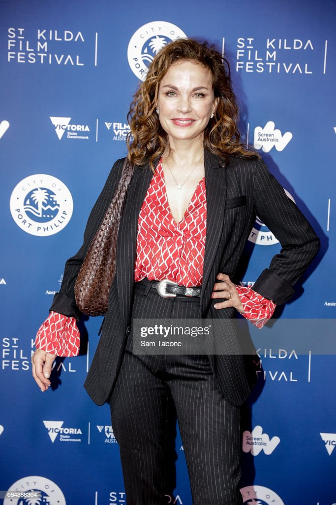 Sigrid Thornton arrives ahead of the St Kilda Film Festival 2017 Opening Night at Palais Theatre on May 18, 2017 in Melbourne, Australia.