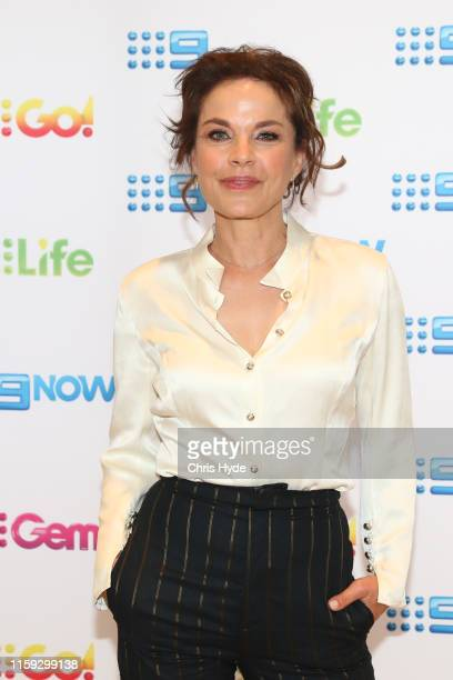 Sigrid Thornton attends Nine's post Logies Recovery Brunch at The Star Gold Coast on July 01 2019 in Gold Coast Australia