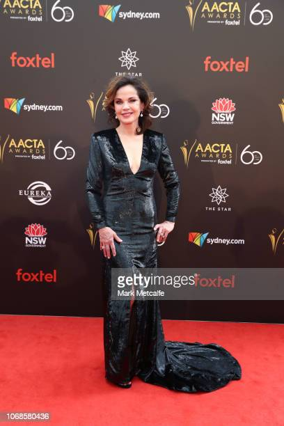 Sigrid Thornton attends the 2018 AACTA Awards Presented by Foxtel at The Star on December 5 2018 in Sydney Australia