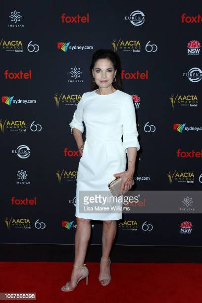 Sigrid Thornton attends the 2018 AACTA Awards Presented by Foxtel | Industry Luncheon at The Star on December 3 2018 in Sydney Australia