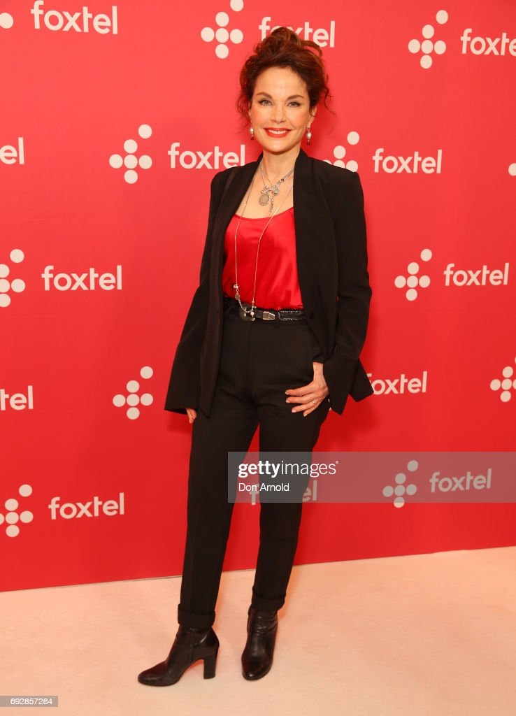 Sigrid Thornton poses during a Foxtel Event at Hordern Pavilion on June 6, 2017 in Sydney, Australia.