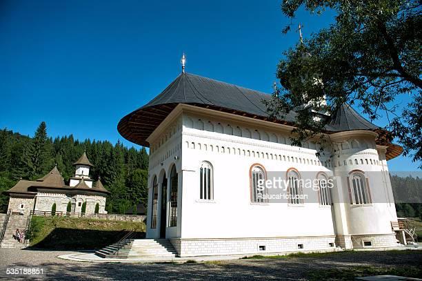 Sihastria Putnei monastery