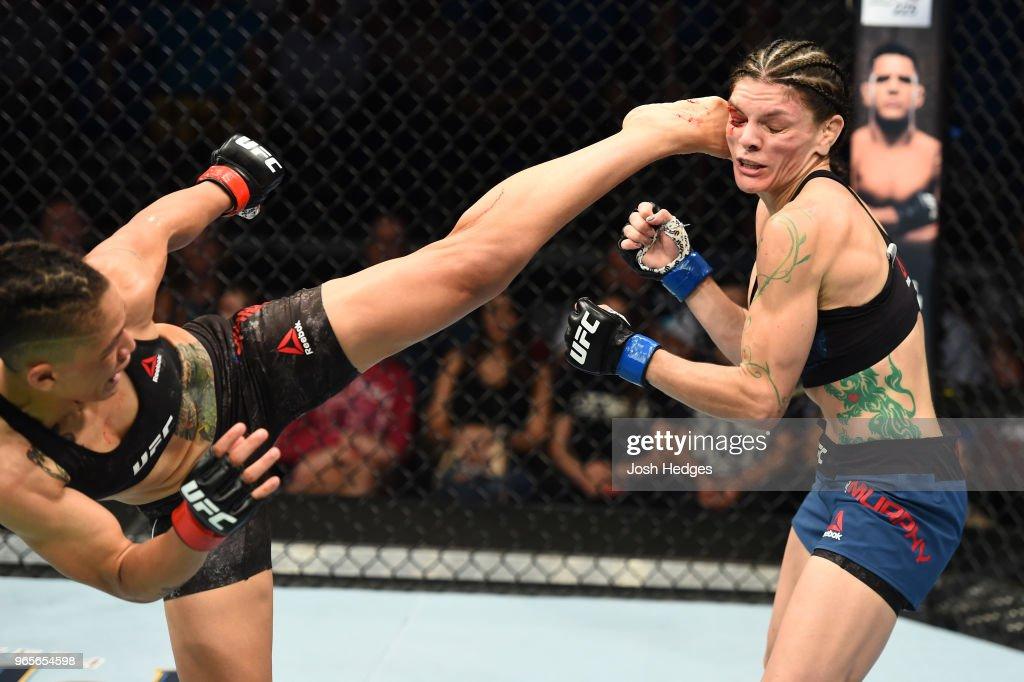 UFC Fight Night: Eubanks v Murphy : News Photo