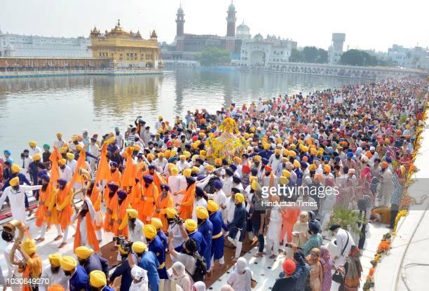 414th Anniversary Celebrations Of The Installation Of The Guru