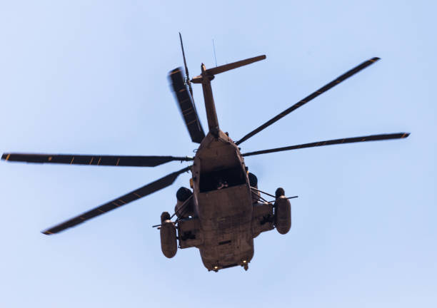 Sikorsky Ch-53 Of The Israeli Air Force.