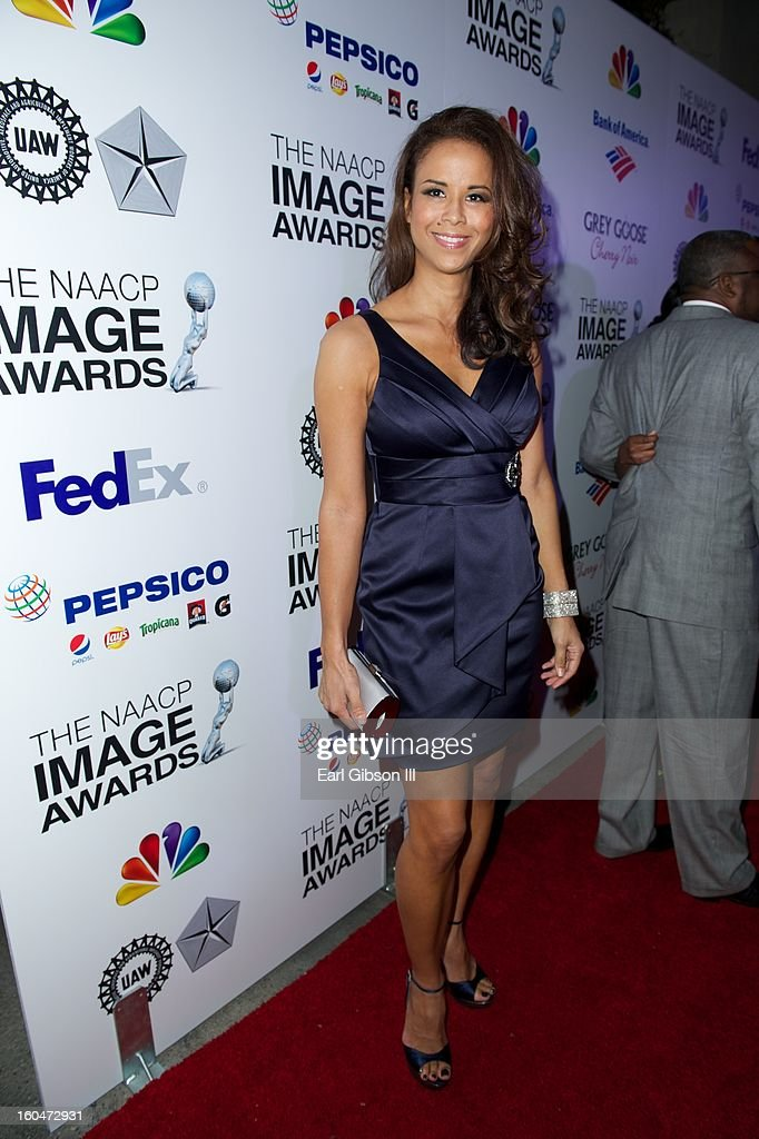 Sil Lai Abrams attends the 44th NAACP Image Awards Pre-Gala at Vibiana on January 31, 2013 in Los Angeles, California.