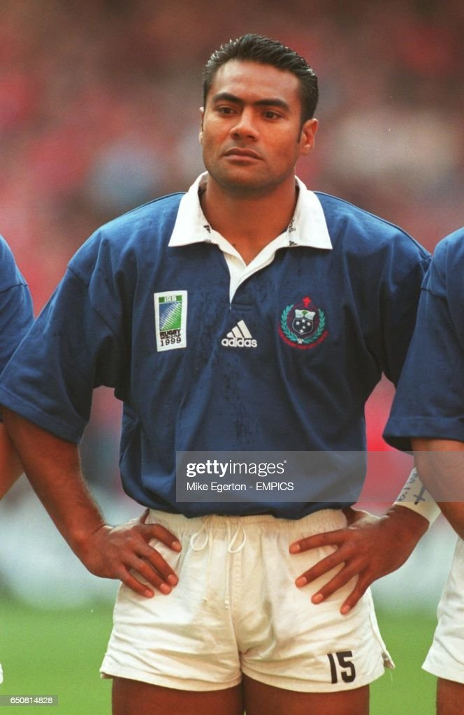 Rugby Union World Cup 99 Pool D Wales V Western Samoa