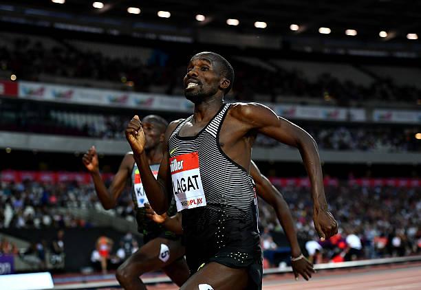 Kenyas silas kiplagat c wins the men pictures getty images