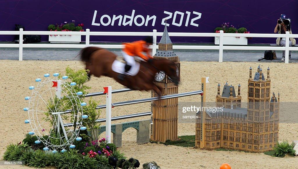 Olympische Sommerspiele 2012 : Springreiten Einzel : News Photo