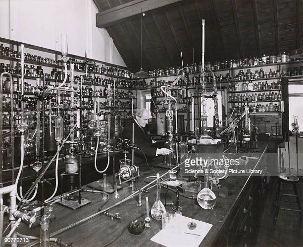 Silberrad the industrial consulting chemist in Silberrad Research Laboratories In 1901 he was appointed chemist to the newlyformed Explosives...