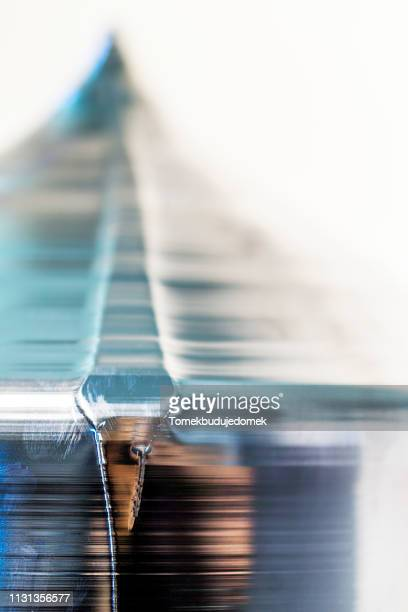 silcon - wafer processing machine stock photos and pictures