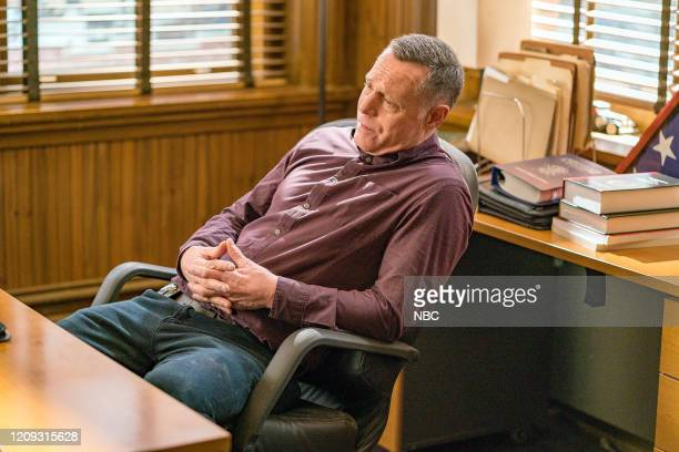 PD Silence Of The Night Episode 719 Pictured Jason Beghe as Hank Voight