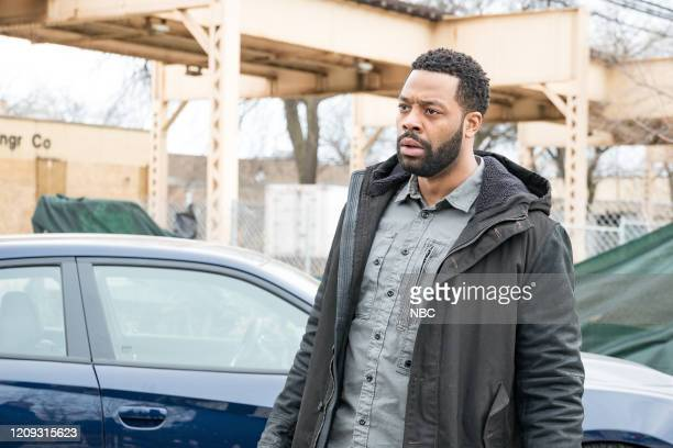 PD Silence Of The Night Episode 719 Pictured LaRoyce Hawkins as Kevin Atwater