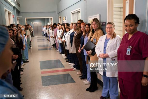 S ANATOMY Silent All These Years When a trauma patient arrives at Grey Sloan it forces Jo to confront her past Meanwhile Bailey and Ben have to talk...