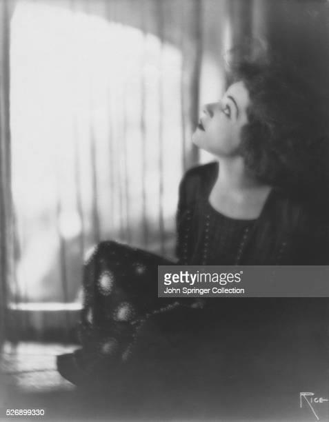 Silent Film Star Alla Nazimova