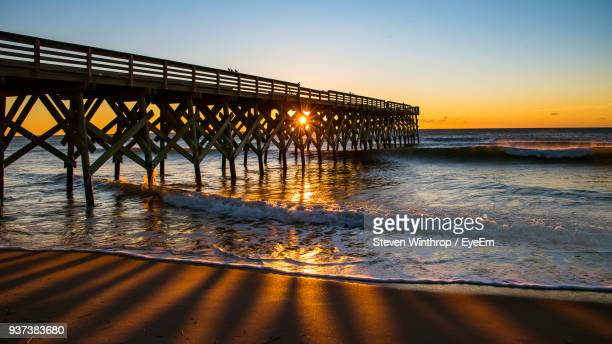 Wrightsville Beach Stock Pictures