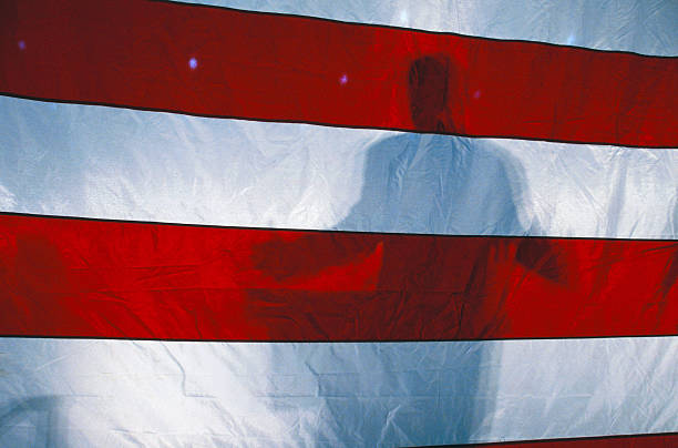 UNS: From The Archives: US Presidential Campaigns & The Flag