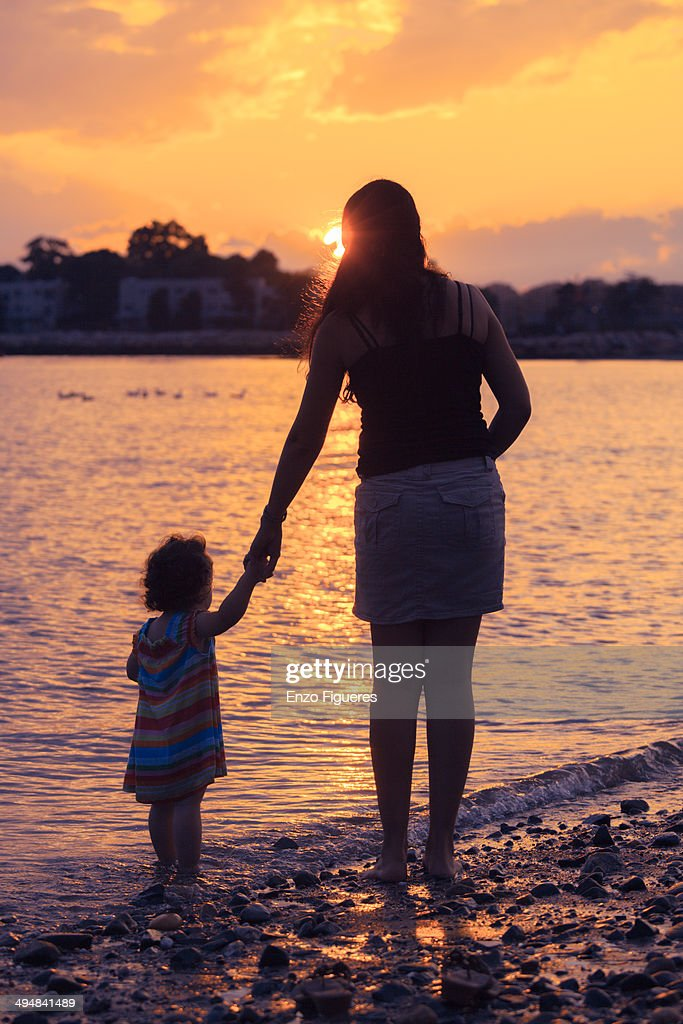 Mother's Day : News Photo