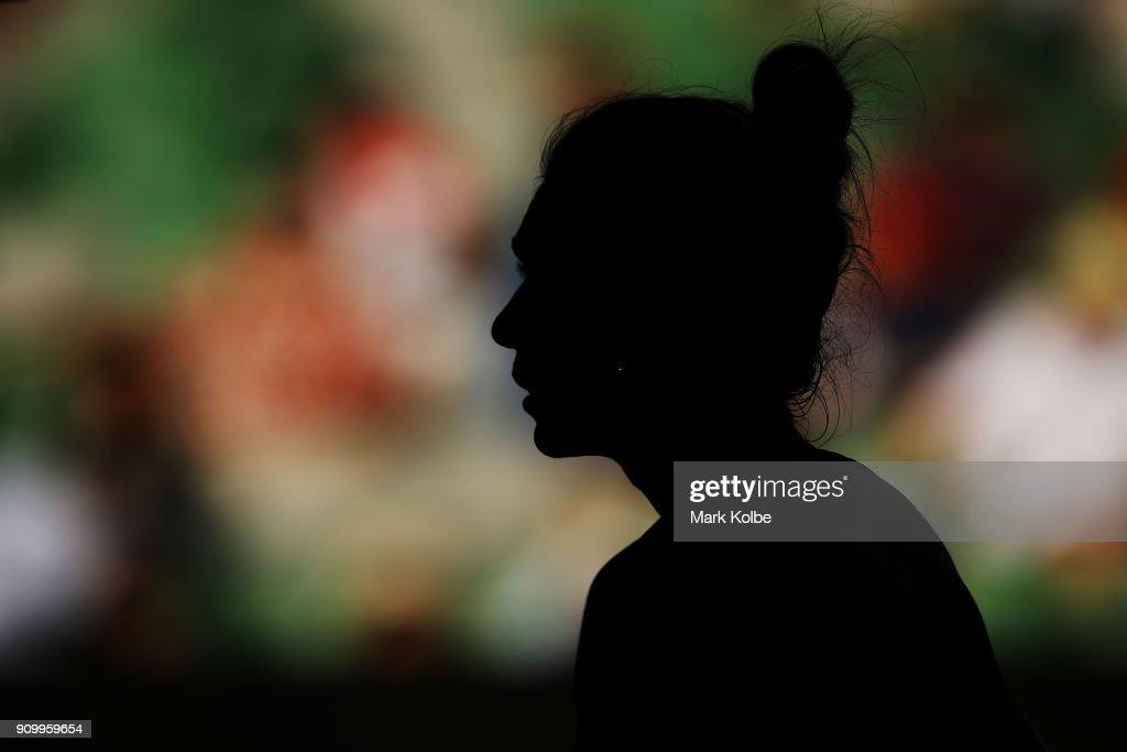 2018 Australian Open - Day 11 : News Photo