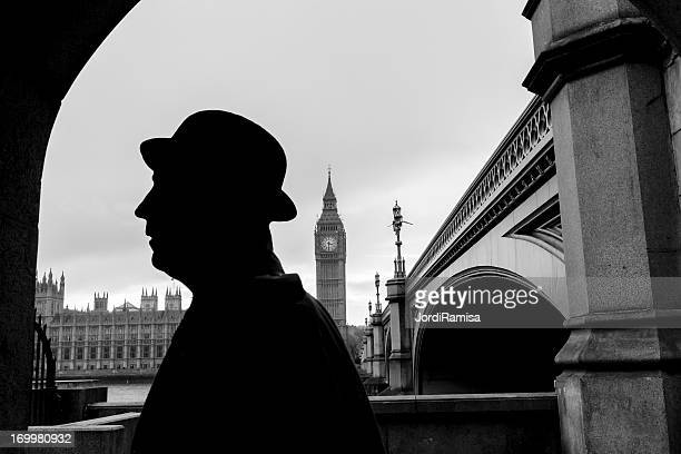 Silhouettes in London