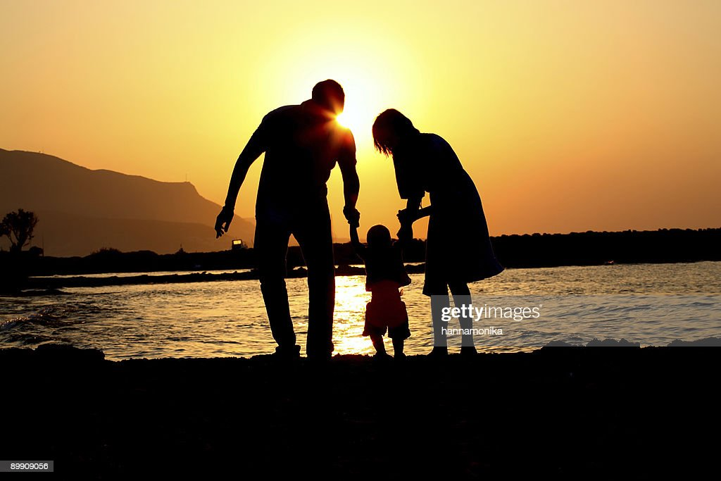 семьи втроем фото