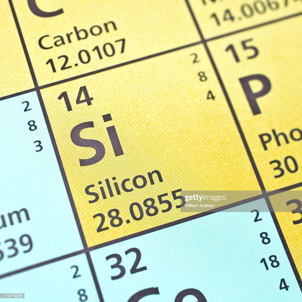 Is silicon on the periodic table images periodic table images silicon on periodic table stock photo getty images silicon on periodic table stock photo gamestrikefo images gamestrikefo Choice Image