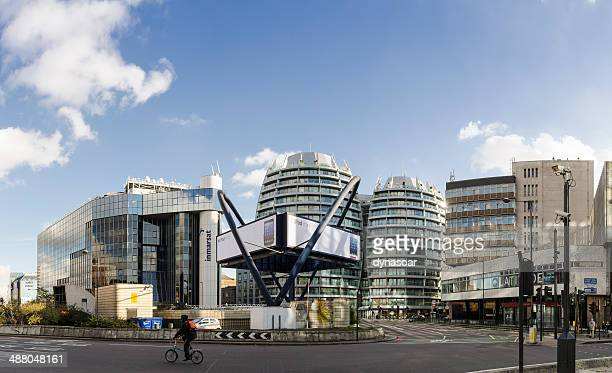 Silicon Roundabout, London Tech city