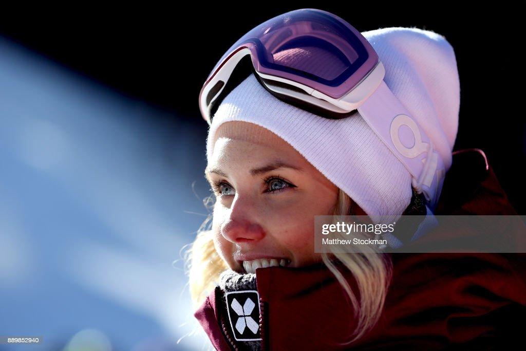 2017 U.S. Snowboarding Grand Prix at Copper - Big Air Snowboarding Finals : News Photo