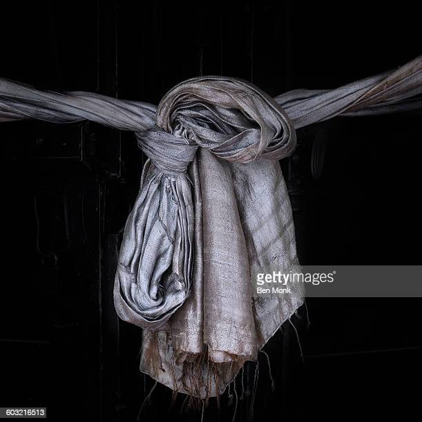 silk scarf - silk stock pictures, royalty-free photos & images