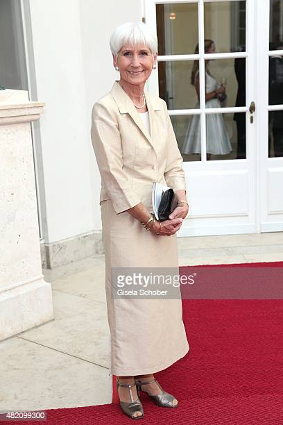 Silke Hennings during the 'Die Goldene Deutschland' Gala on July 26 2015 at Cuvillies Theater in Munich Germany
