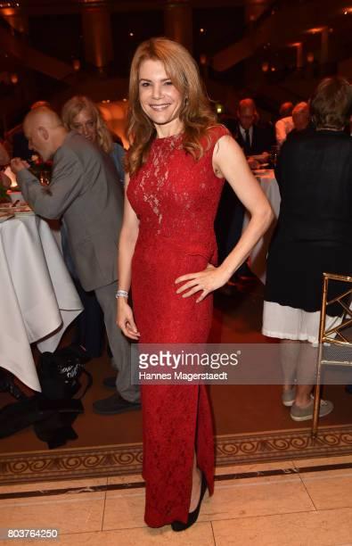 Silke Popp attends the Bernhard Wicki Award 2017 during the Munich Film Festival 2017 at Bayerischer Hof on June 29 2017 in Munich Germany