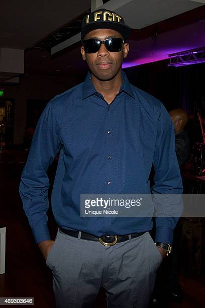 Silkk The Shocker attends the Private Listening Party For Kadesh aka Desiree Coleman Jackson Hosted By ESPN Sports Analyst Mark Jackson at H.O.M.E....