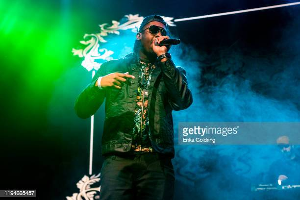 Silkk the Shocker performs at The Fillmore New Orleans on December 17, 2019 in New Orleans, Louisiana.