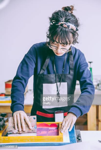 silkscreening - stencil stock pictures, royalty-free photos & images