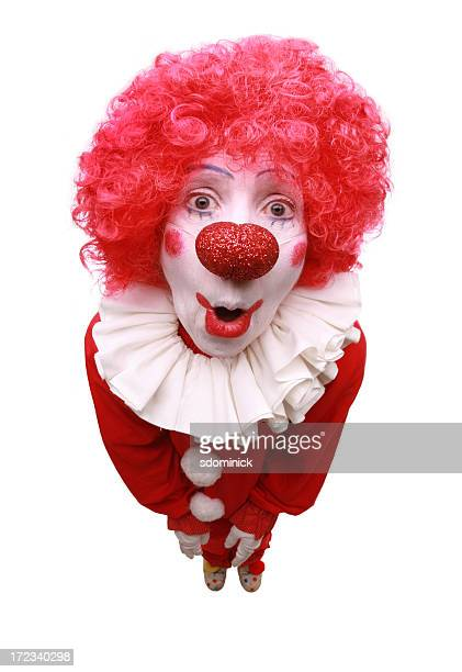 Clown lustig