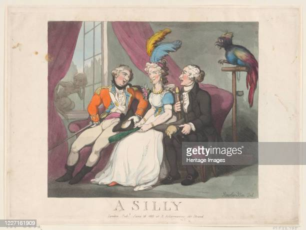Silly, June 26, 1800. Artist Thomas Rowlandson.