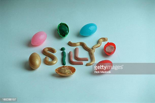 Silly putty for STUFF column by Teplinsky